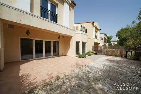 4 Bedroom Townhouse for Rent in Green Community, Dubai - Cul De Sac | Close to Pool and Park | 4 BR