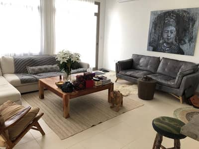 تاون هاوس 4 غرفة نوم للايجار في تاون سكوير، دبي - Furnished   Corner Plot   Keys In Hand