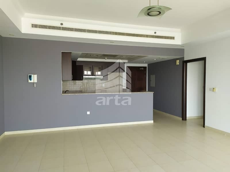 2 Canal View   2 Bedroom + Maid's Room    Churchill Tower Residence