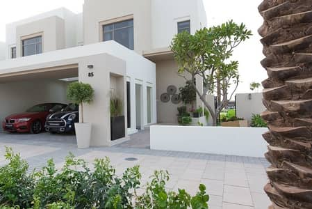 4 Bedroom Townhouse for Sale in Town Square, Dubai - Pay 50% in 2 years | Centralised A/C | 15 mins MOE | SZR
