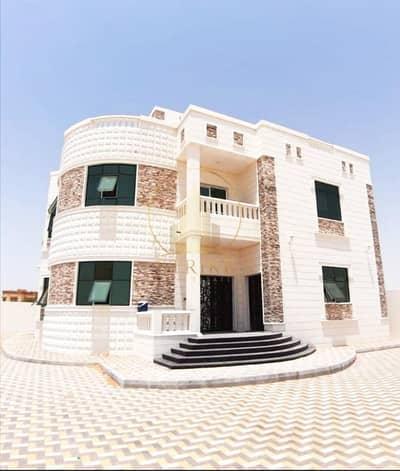 7 Bedroom Villa for Sale in Al Rahba, Abu Dhabi - Magnificent Brand 7-Bedroom Villa