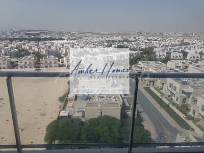 1 Bedroom Flat for Rent in Dubai Silicon Oasis, Dubai - BRIGHT Unit | 1 BHK WITH BALCONY Binghatti apartment @ 45k