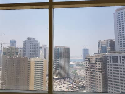 3 Bedroom Flat for Rent in Al Taawun, Sharjah - THE MOST LUXURY NEW 3BHK WITH BALCONY, WARDROBES, 2200SQFT, RENT 44K CALL = 055_5081789