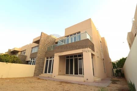 3 Bedroom Villa for Sale in Dubai Silicon Oasis, Dubai - HUGE PLOT | MODERN MIDDLE  TOWNHOUSE| OPP POOL | SINGLE ROW