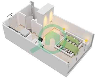 المخططات الطابقية لتصميم النموذج 3 شقة  - عزيزي أورا