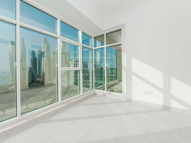 2 Spacious | 2 Bed plus Maids Room | Tamweel Tower