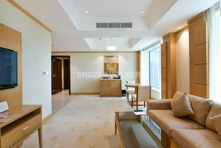 1 Bedroom Hotel Apartment for Rent in Sheikh Zayed Road, Dubai - Fully Serviced | Stunning | High Quality