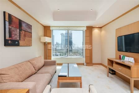 2 Bedroom Hotel Apartment for Rent in Sheikh Zayed Road, Dubai - Stunning | Fully Furnished | High Quality