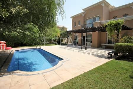 فیلا 4 غرفة نوم للايجار في المرابع العربية، دبي - Immaculate | Upgraded 4BR | Private Pool