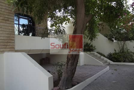5 Bedroom Villa for Rent in Corniche Road, Abu Dhabi - Adorable Family Home W/Facilities and Garden
