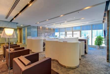 مکتب  للايجار في وسط مدينة دبي، دبي - Fully Serviced Offices / High Quality Interior / Close to Metro