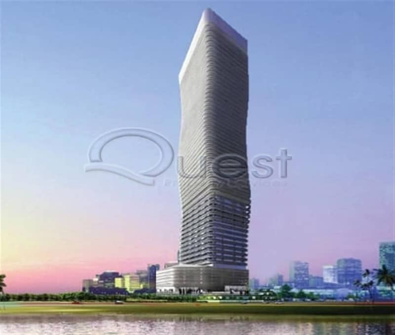 2 2 BR  with Huge Balcony in Al Ain Tower