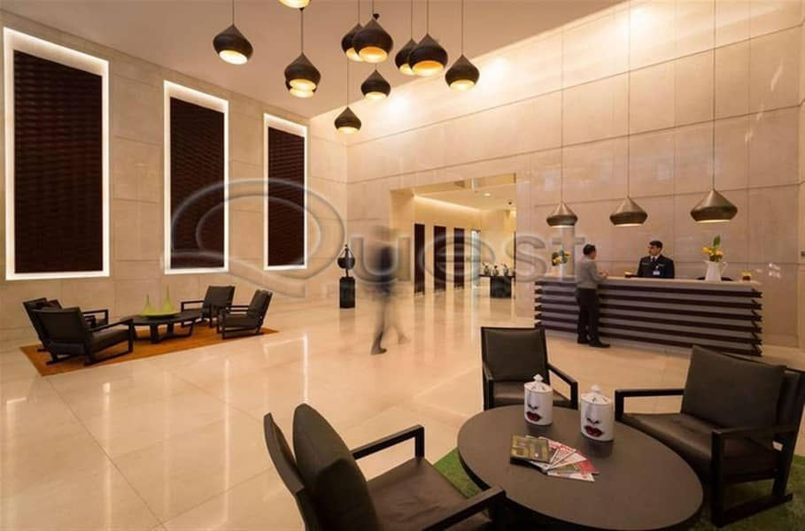 10 2 BR  with Huge Balcony in Al Ain Tower