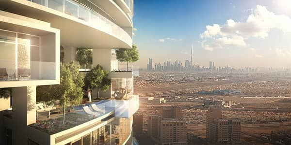 1 Bedroom Flat for Sale in Jumeirah Village Circle (JVC), Dubai - Apartment 1BR V FIVE , for sale | Best Deal ever