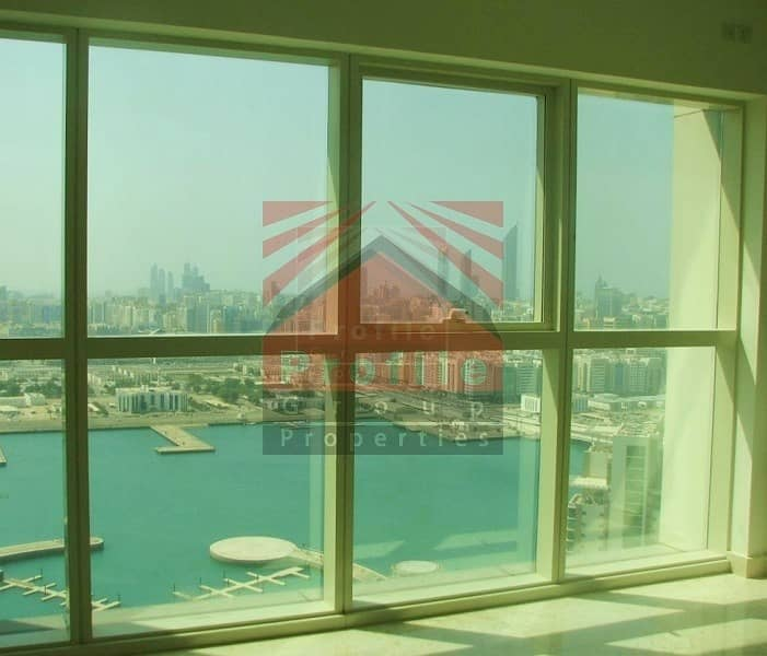 2 Three BR+Maid's room with Sea View for Rent in Al Reem