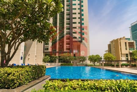 2 Bedroom Apartment for Sale in Al Reem Island, Abu Dhabi - Bright two Bedroom for Sale in Marina Heights 2