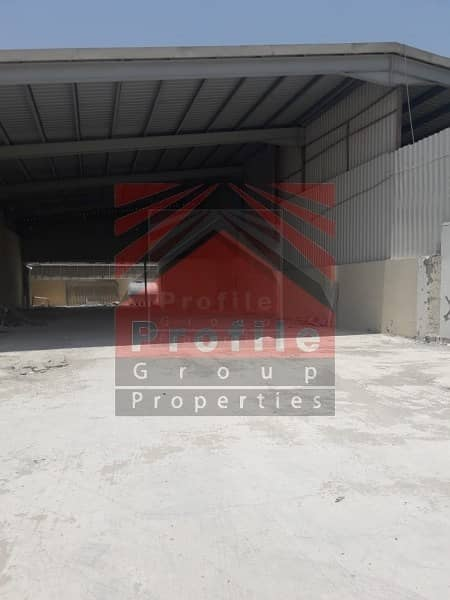 6 Land For Rent in Mussafah Industrial City