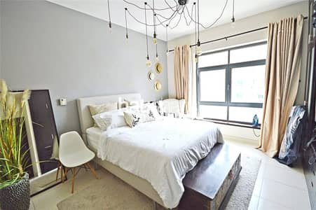 فلیٹ 1 غرفة نوم للايجار في ذا فيوز، دبي - Spacious | Available September | Great Location