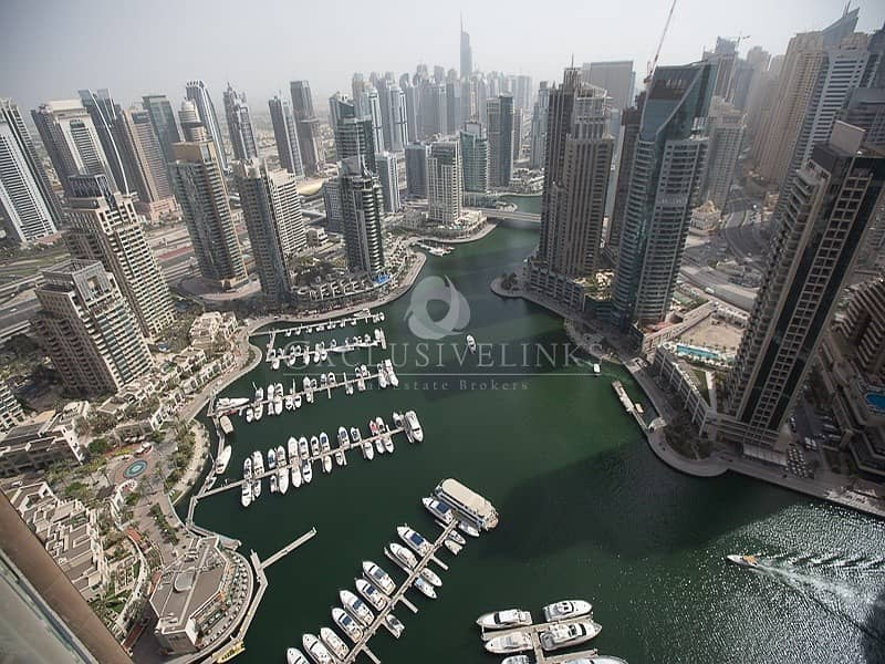 10 Great Marina View I Fully Furnished I Key in hands