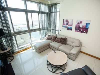 2 Bedroom Apartment for Rent in Dubai Marina, Dubai - you must see this 2 bed furnished Iris Blue!
