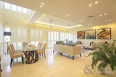 فیلا 5 غرف نوم للبيع في المرابع العربية، دبي - 5 Bed | Fully Upgraded | Golf Course Views