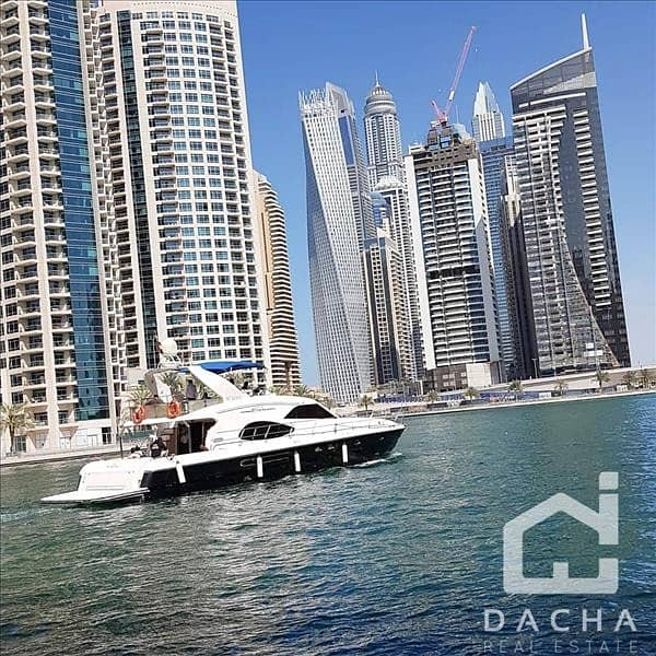 10 Best Value/ furnished Studio/ Break taking Marina View