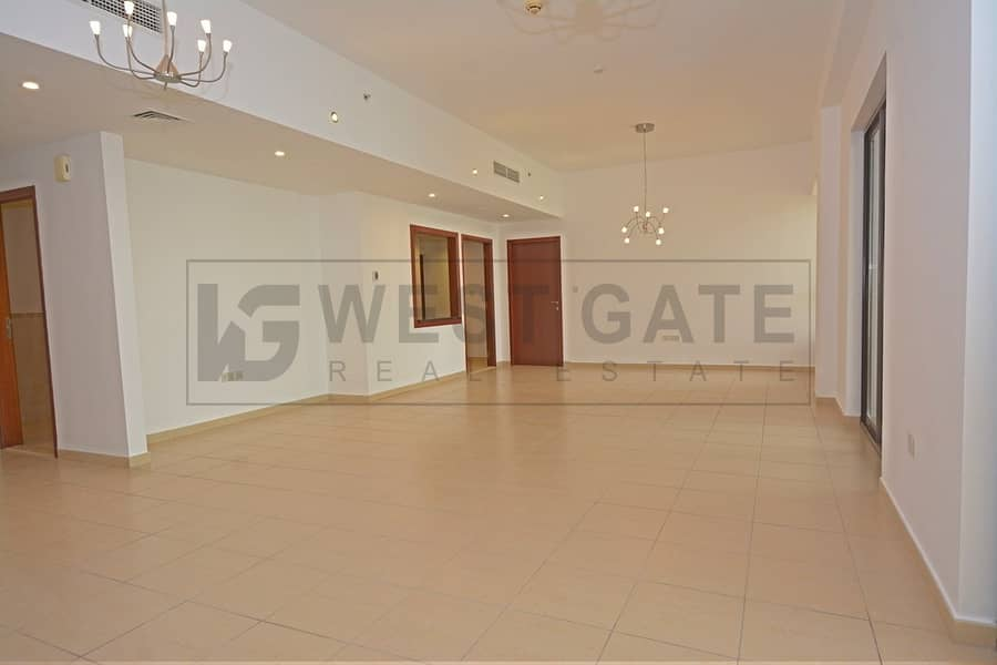 2 Full Sea View | High Floor | Managed Property