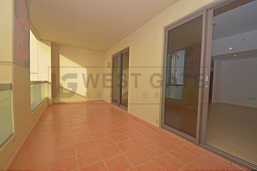 10 Full Sea View | High Floor | Managed Property
