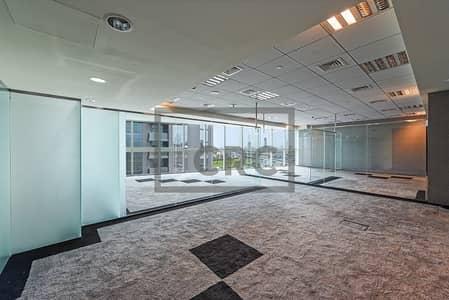 مکتب  للايجار في شارع الشيخ زايد، دبي - Fitted | Partition | Sheikh Zayed Road