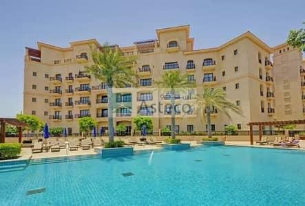1 Bedroom Flat for Rent in Saadiyat Island, Abu Dhabi - Fascinating 1BR Aprt.  w/ Balcony & Sea View