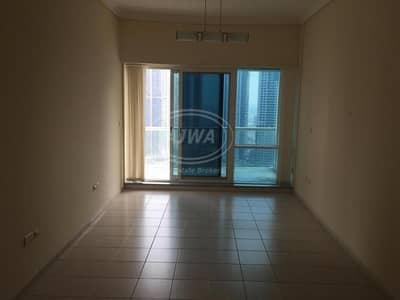 شقة 1 غرفة نوم للايجار في أبراج بحيرات الجميرا، دبي - BEAUTIFUL VIEW & HIGH FLOOR IN LAKE TERRACE  VERY CLOSE TO METRO STAT