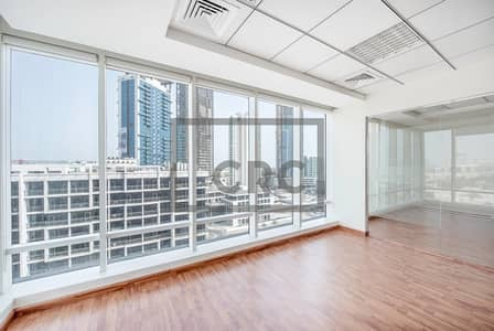 Office for Rent in Sheikh Zayed Road, Dubai - Office with free AC Sidra Tower for rent