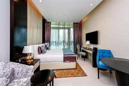شقة فندقية  للايجار في وسط مدينة دبي، دبي - Furnished | Without Parking | Middle Floor