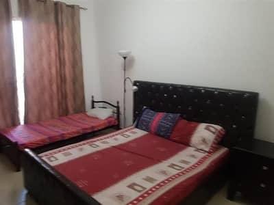 فلیٹ 2 غرفة نوم للايجار في المدينة العالمية، دبي - شقة في إنديجو سبكتروم 1 المدينة العالمية 2 غرف 52000 درهم - 4248679