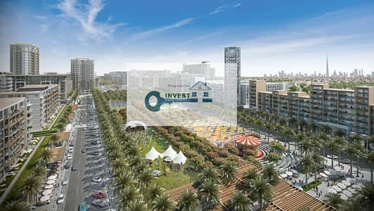 2 Bedroom Flat for Sale in Town Square, Dubai - Handover July 2020 With 25% and 4 year payment plan for 75%