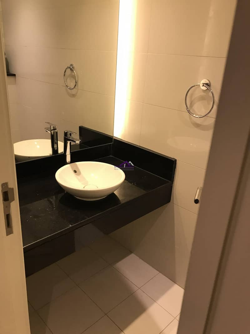 11 Fully furnished 1 BR Apartment  for rent in Capital Bay for 75K/yr