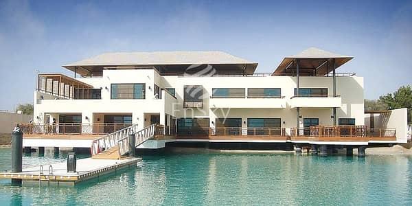 فیلا 4 غرف نوم للبيع في القرم، أبوظبي - Luxury 4 Bedroom Villa with Full Sea view !