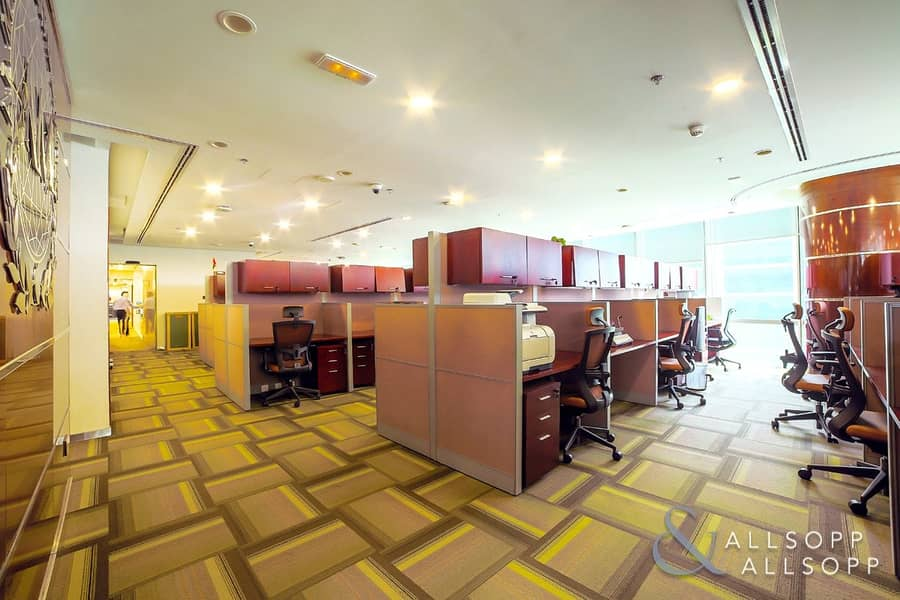 10 Full Floor Office | DIFC | Close to Metro