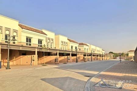 تاون هاوس 3 غرفة نوم للبيع في عقارات جميرا للجولف، دبي - Three Bedroom Townhouse | Plaza Backing