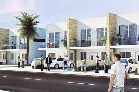 تاون هاوس 3 غرفة نوم للبيع في المدينة العالمية، دبي - Excellent | 3BR+Maid Room Villa For Sale In Warsan Village Only 1.34M