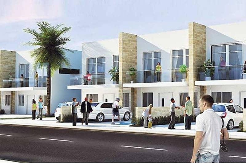 Excellent   3BR+Maid Room Villa For Sale In Warsan Village Only 1.34M