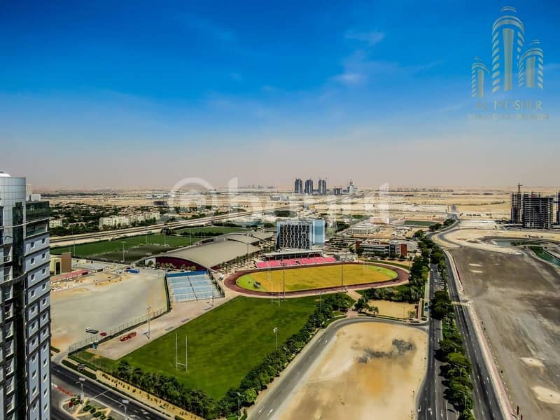 2 Special offer owns Studio 299000 in Dubai Sports City