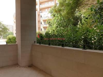 شقة 1 غرفة نوم للايجار في موتور سيتي، دبي - Large 1BR with big terrace on the ground floor