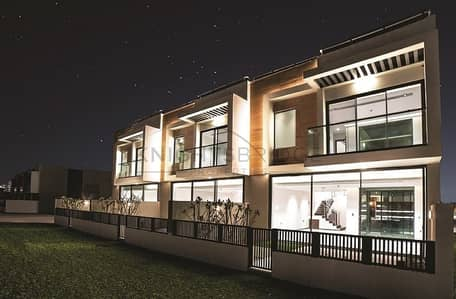 فیلا 4 غرفة نوم للبيع في الفرجان، دبي - Exclusive Design High End Finish Townhouse