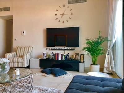 شقة 3 غرفة نوم للايجار في الفرجان، دبي - Vacant I Fully Furnished 3 + Maid I Chiller Free