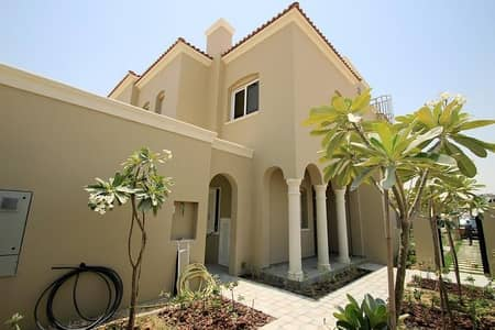 3 Bedroom Townhouse for Sale in Serena, Dubai - Pay AED 450K move in | 75% mortgage or 75% in 5 yrs post handover