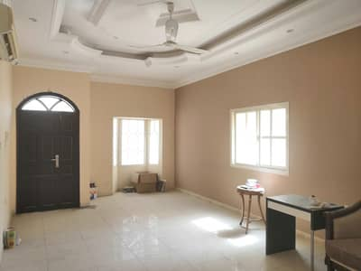 5 Bedroom Villa for Sale in Al Mowaihat, Ajman - Two-storey villa with electricity, water and air conditioners with the possibility of bank financing