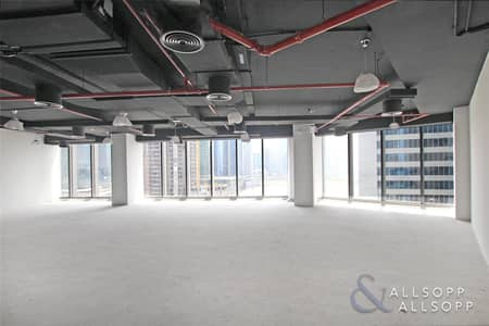 Office for Sale in Business Bay, Dubai - Semi-Fitted | Great Location | Burj View