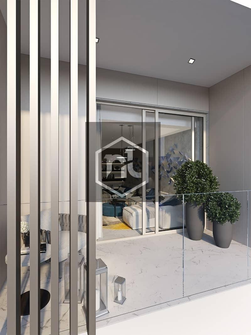 Lavish Studio Apartment | MBR CITY | payment plan