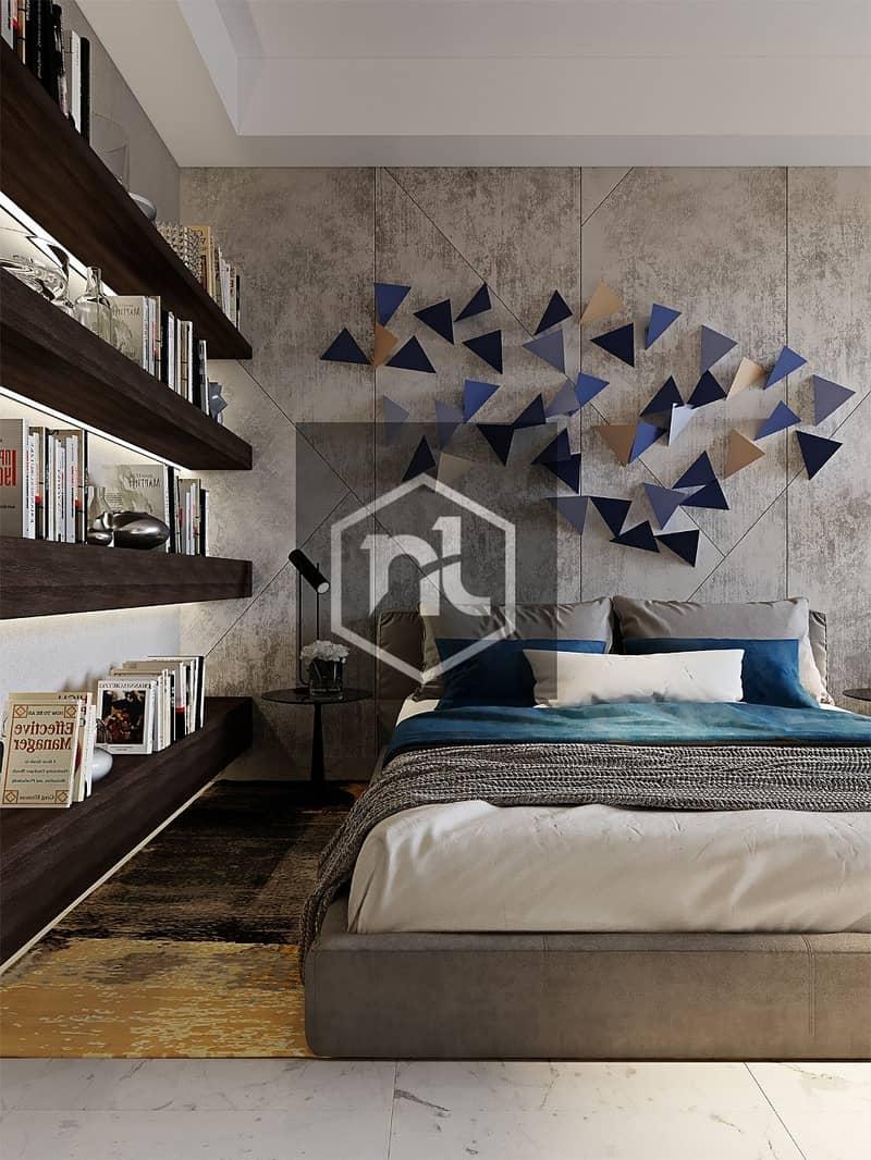 2 Lavish Studio Apartment | MBR CITY | payment plan